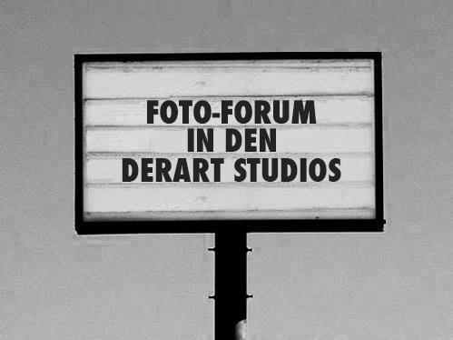 Anzeigetafel Fotoforum